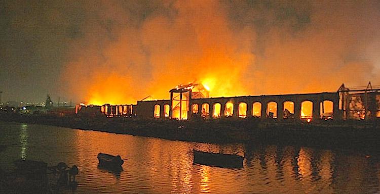 News – La scienza in fiamme a Napoli