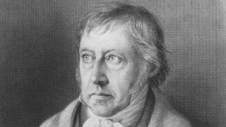 27 agosto 1770: Nasce Hegel Georg Wilhelm Friedrich (…detto Hegel!)