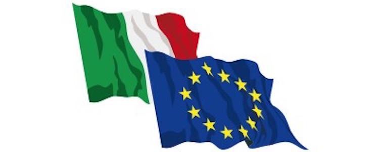 Monti a braghe in mano… (che bei tempi!). In Europa sì, ma genuflessi.