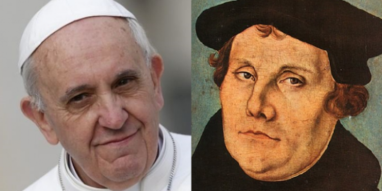 Religione – Francesco nelle terre di Lutero. Un viaggio per la riconciliazione
