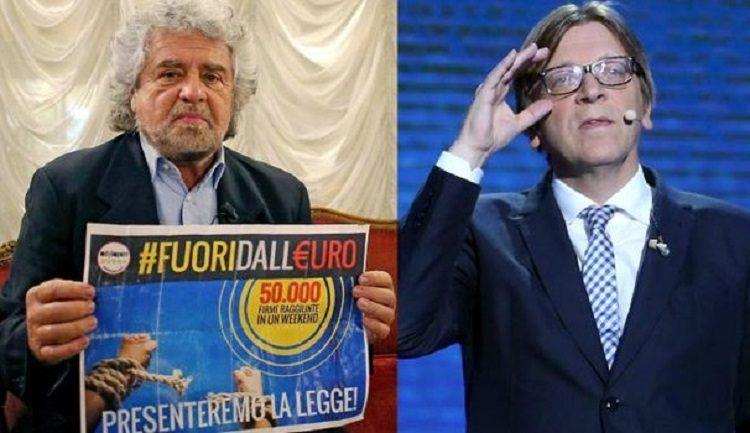 Politica – Nessun (M)ovimento all'ALDE: 40.000 votanti ma Beppe non sfonda all'eurogruppo
