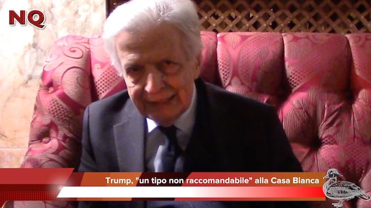"""Libri – """"Trump Power"""", di Furio Colombo (video-recensione)"""