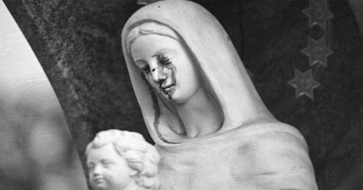 Religione – La Madonna di Civitavecchia, la presenza mariana nel mondo.