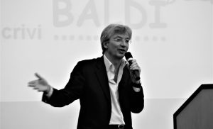 Michele Baldi e la politica della determinazione