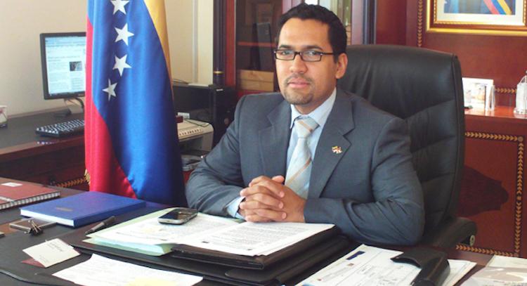 La crisi venezuelana  Intervistato Ex Ambasciatore ora in Belgio