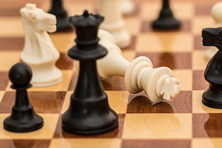 Il gioco. Forze uguali e opposte nella metafora della vita. (3° parte)